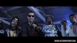 Bobby shmurda ft. French Montana & Rowdy Rebel - Hot Negga REMIX Behind the Scenes