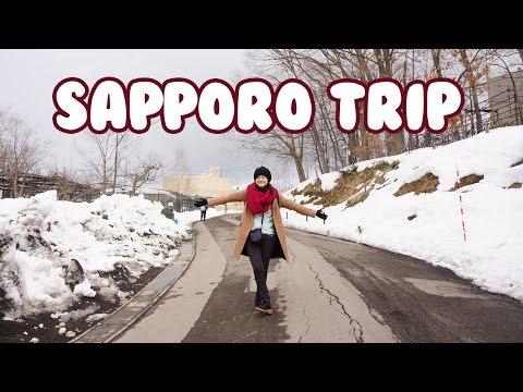 VLOG | SAPPORO TRIP