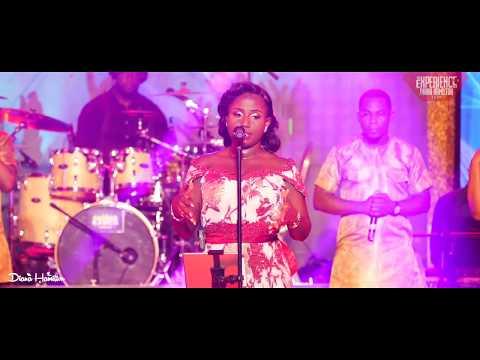 Diana Hamilton NYANSABUAKWA NYAME (All Knowing God) OFFICIAL LIVE VIDEO