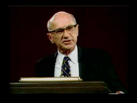 Milton Friedman on Capitalism and Poverty
