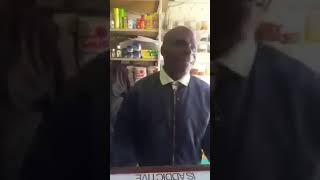 South India man hindi song full funny video..