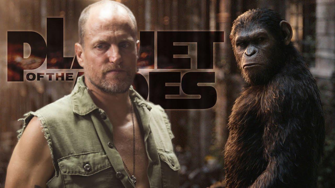 Resultado de imagem para apes+Woody Harrelson