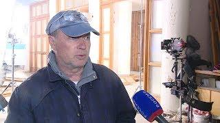 В Волгограде идут съемки сериала Сергея Урсуляка «Ненастье»