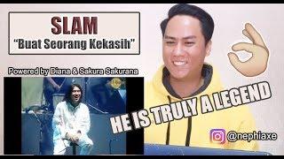 Download lagu Slam Buat Seorang Kekasih Konsert Grand Slam UnpluggedLiveAt Stadium Negara REACTION MP3