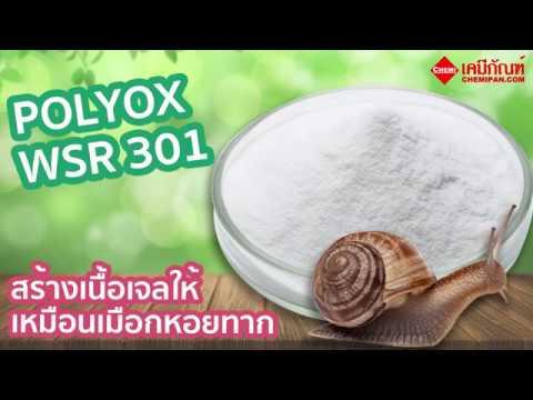 POLYOX WSR 301 : 100g  M