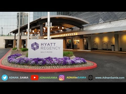 Hyatt Regency Baltimore Inner Harbor : Hotel Review