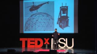 Tectonic Machines: Marcus Shaffer at TEDxPSU