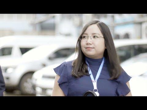 NTT DATA Careers -- Sandar Win