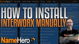 How To Install The #InterWorx Control Panel (Manually via SSH)
