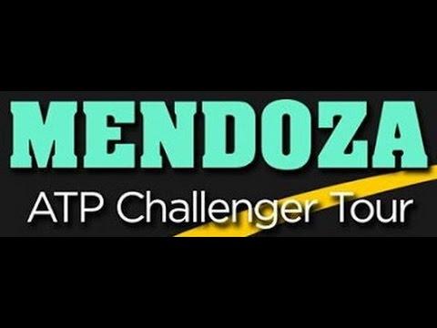 Axel Michon v Gerald Melzer - Mendoza 2016 - Final (Set 1)