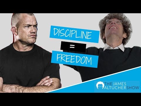 DISCIPLINE = FREEDOM with Jocko Willink