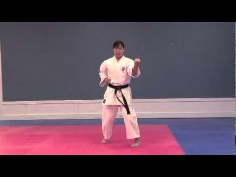 Sanchin - International Hayashi-Ha Shito-Ryu