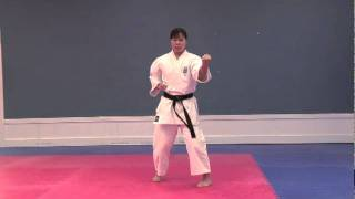 Sanchin - International Hayashi-Ha Shito-Ryu