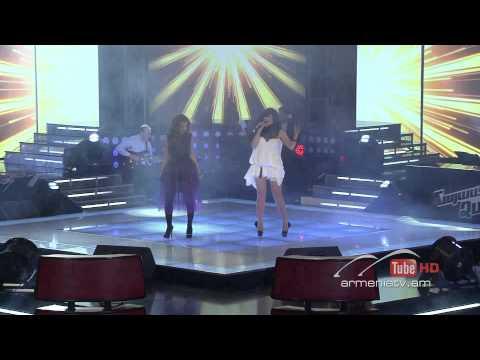 Gayane Arzumanyan & M.Pozoyan, Mama Knows Best - The Voice Of Armenia -- Live Show 9 -- Season 1