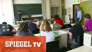 Das süchtige Klassenzimmer: Deutschlands einzige Schule für Drogenabhängige