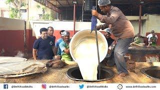 WORLD FAMOUS Hyderabadi Haleem !! HALEEM Making & Tasting in Hyderabad