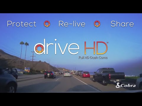 Drive HD Dash Cam Product Video