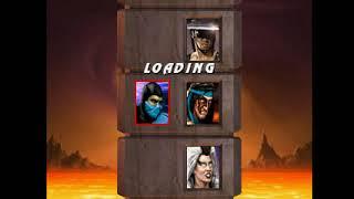 Mortal Kombat Trilogy (PSX) - Longplay as Klassic Sub-Zero