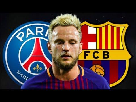 Ivan Rakitic - Paris? ● Se Queda In Barcelona !