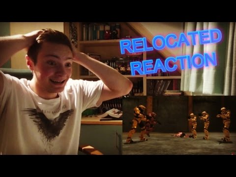 RED VS BLUE: RELOCATED (MINI-SERIES) - REACTION