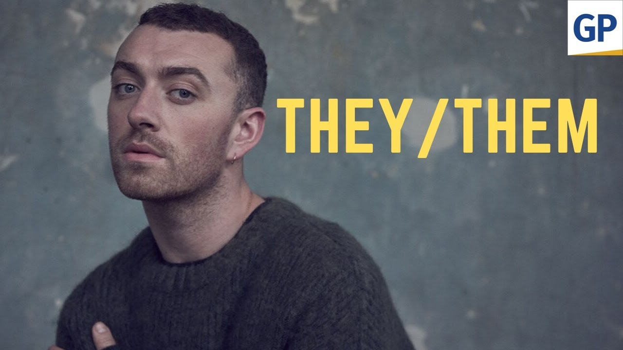 Gateway Pundit Sam Smith wants to be called 'they/them'