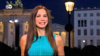 Kristina Sterz | Euromaxx highlights | 08.08.2015