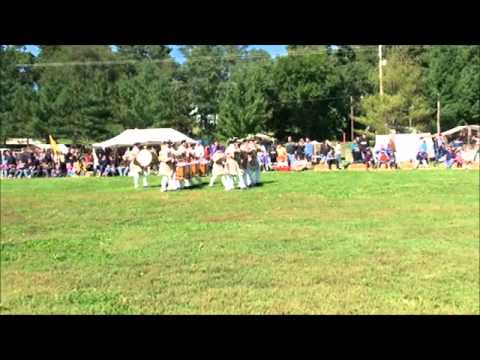 2012 FEAST OF THE HUNTER'S MOON MASSED BANDS.wmv