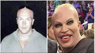 До и После! Как выглядел Шпак