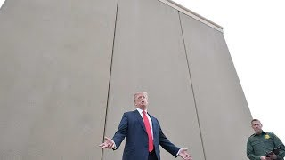 Pentagon authorizes one billion USD for Trump's border wall