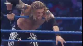 Randy Orton & Edge vs The Miz & Dolph Ziggler .mp4(By LenyaManWWE)