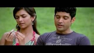Karthik Calling Karthik - Hey Ya - Song Promo - Deepika Padukone, Farhan Akhtar - w/ subtitle