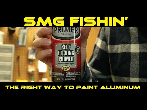 The Right Way To Paint Aluminum