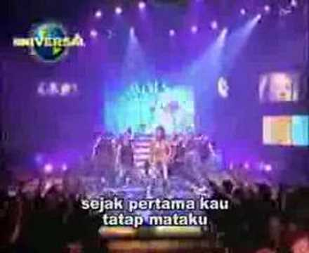 Ku T'lah Jatuh Cinta ( Live )