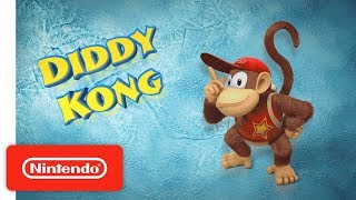 Donkey Kong Country Tropical Freeze – Meet the Kongs: Diddy Kong – Nintendo Switch