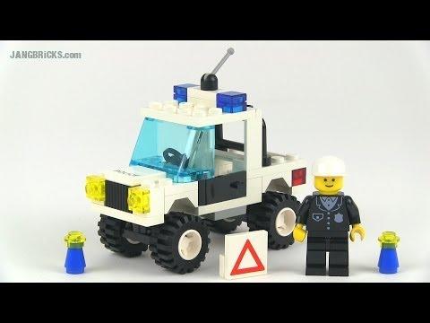 6533 LEGO Police 4 x 4 Vintage