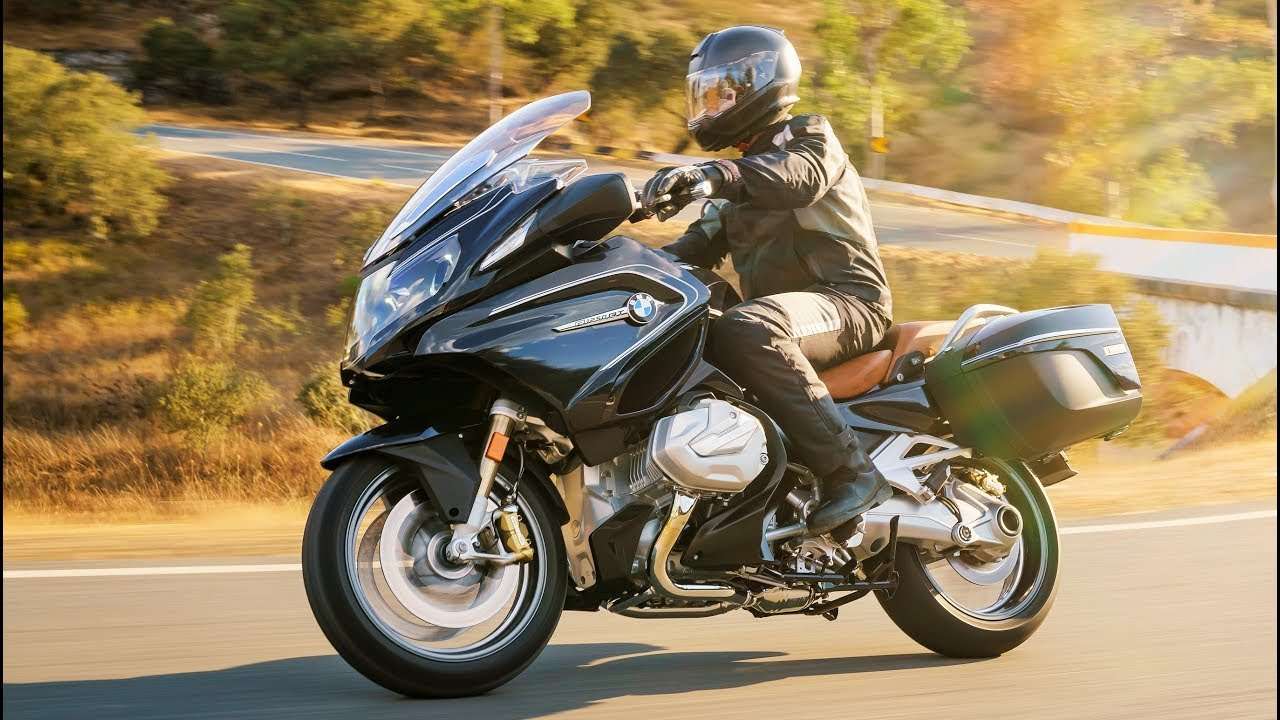2019 Bmw R 1250 Rt The Fascination Of Travel And Touring Youtube