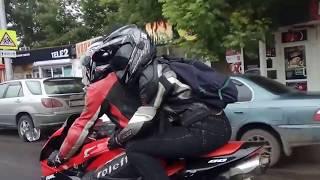 Байкеры почтили память погибшего мотоциклиста