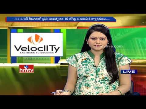 IIT Coaching Tips by VelocIITy Edu Inst Founder Vamshi Krishna | Career Times | HMTV