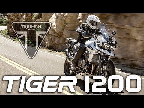 Triumph Tiger 1200 2018: Prueba a fondo