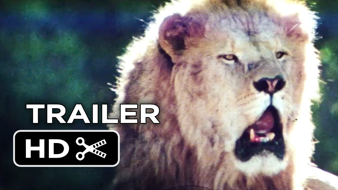Roar Official Re Release Trailer 1 2015 Melanie Griffith Movie