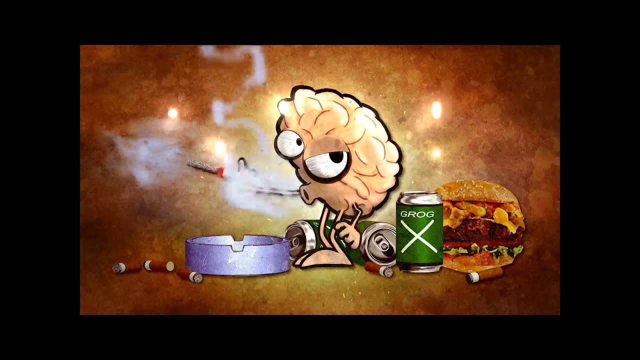 Addiction Animation English FINAL - YouTube
