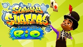 Subway Surfers World Tour #24 (Rio) | Android Gameplay | Friction Games