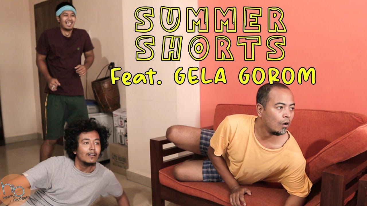 Summer Shorts Feat. Gela Gorom   Heavy Budget