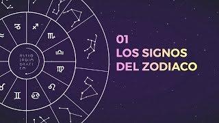 Los Signos del Zodiaco [01 / ASTROLOGÍA GRÁFICA] Doce energías