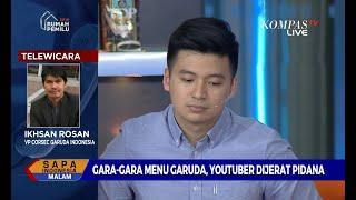 Download Video Garuda Berusaha Maksimal Cabut Laporan Serikat Karyawan Terhadap Rius – Sapa Indonesia Malam MP3 3GP MP4