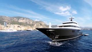 Super Yacht ICON at Monaco Yacht Show 2014