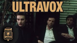 Ultravox Interview on TopPop • Celebrity Interviews