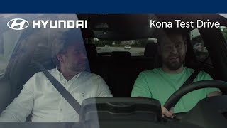 Dalton's Test Drive and Adventure | Kona | Hyundai