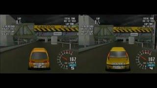 SEGA GT (PC) - Seicento vs Punto - 400m duel