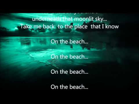 "Chris Rea - On The Beach - Scroll Lyrics ""22"""